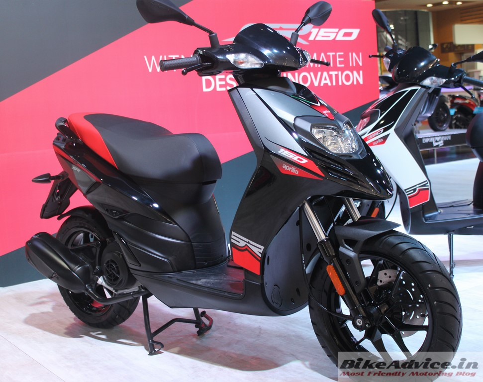 Aprilia Scooter On Road Price In India