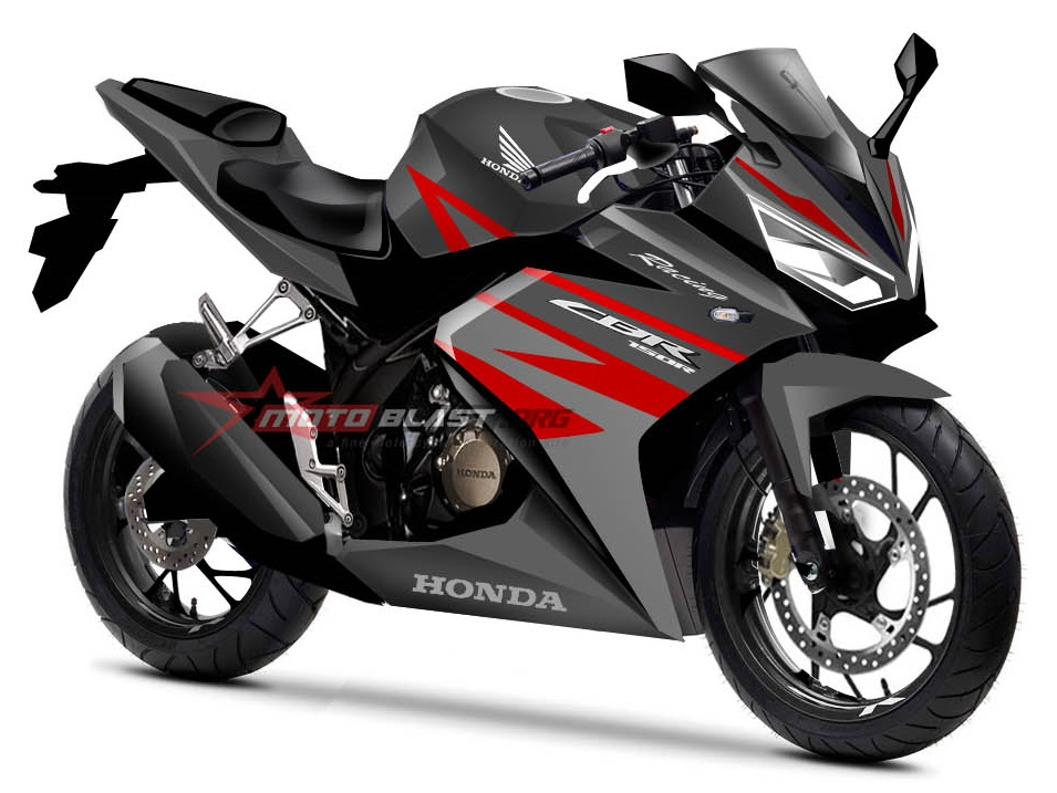 Hondas CBR150R Was Updated Recently And Launched In International