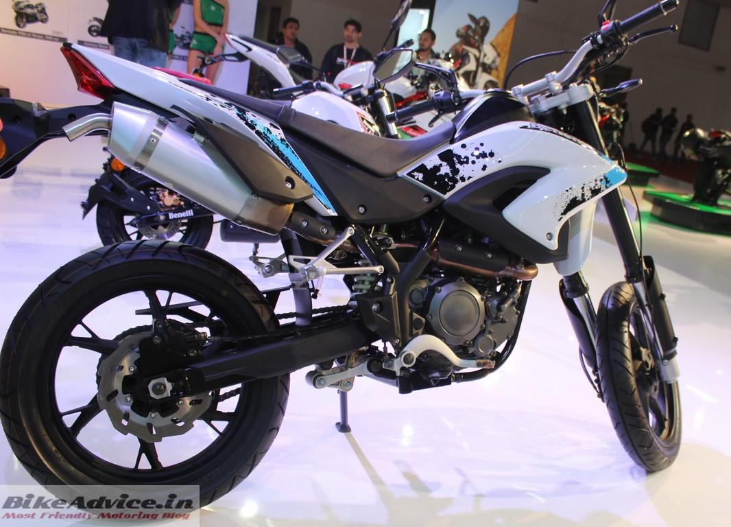 Benelli Unveils TRK502, Tornado, T135, BX250; Pics, Launch