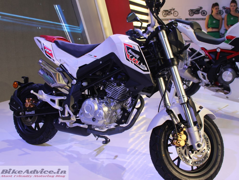 Benelli TNT135 Launch Plans In India Dropped