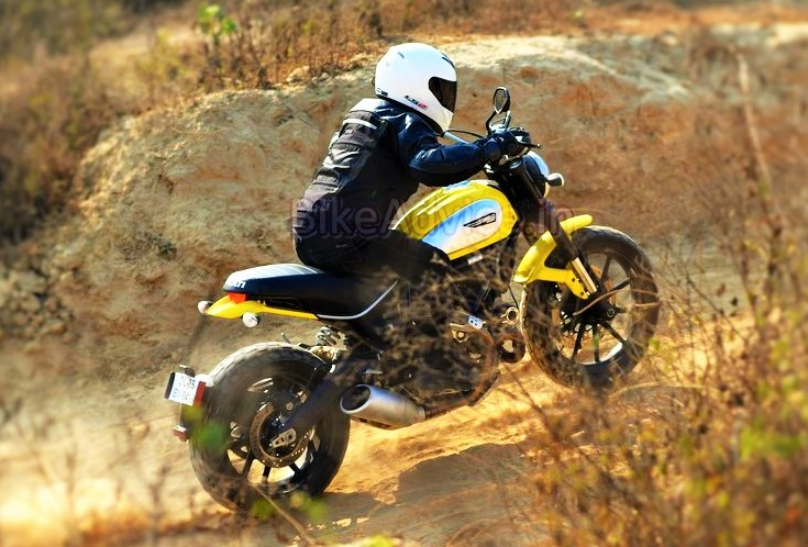 Ducati Scrambler Review On Road Off Test India