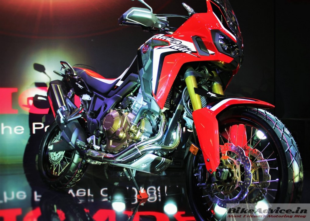 Africa Twin Price