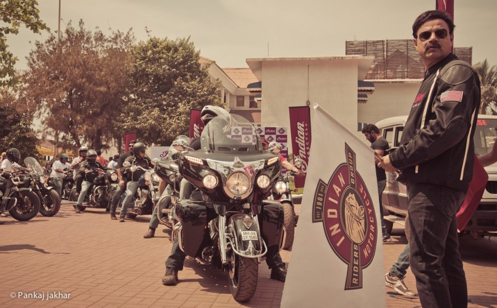 Indian Motorcycle Riders Group 2