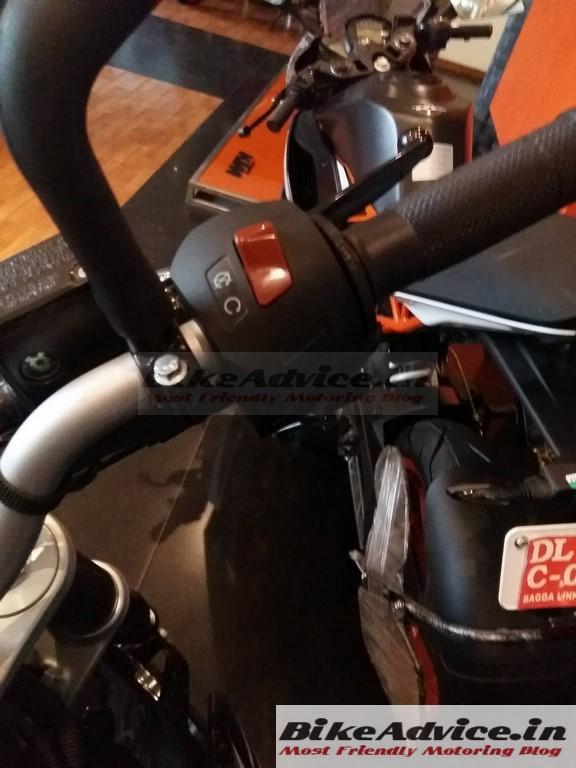KTM Duke 390 DRL
