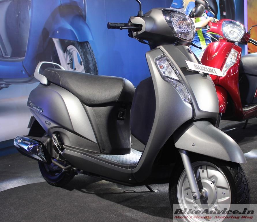 New 2016 Suzuki Access- Pics, Specs, Colours, Launch Auto Expo 2016