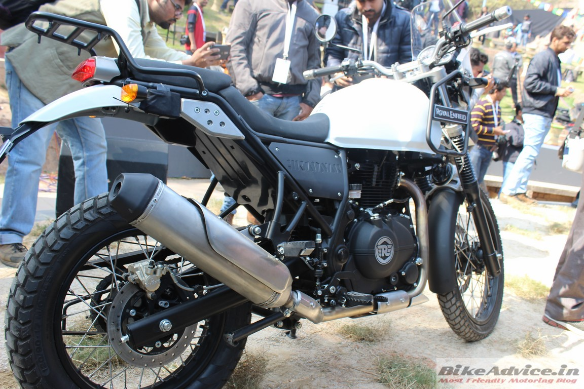Pleasing Royal Enfield Himalayan Unveiled Specs Pics Launch In March Cjindustries Chair Design For Home Cjindustriesco