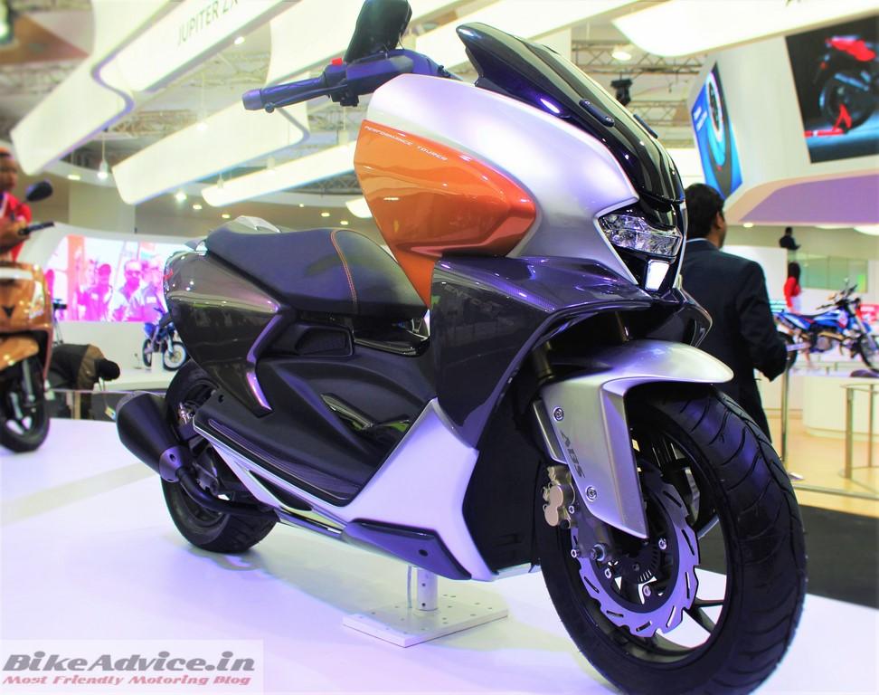 Kawasaki Scooter Jtop Speed