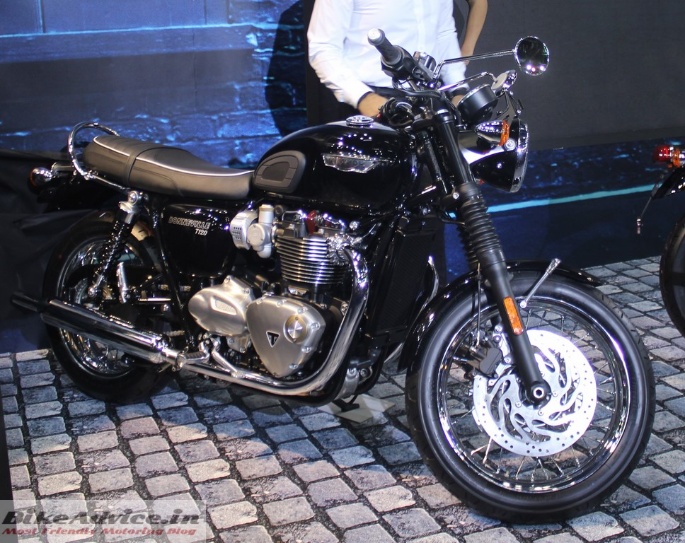 Triumph Bonneville T120 List Of Changes Bookings Now Open