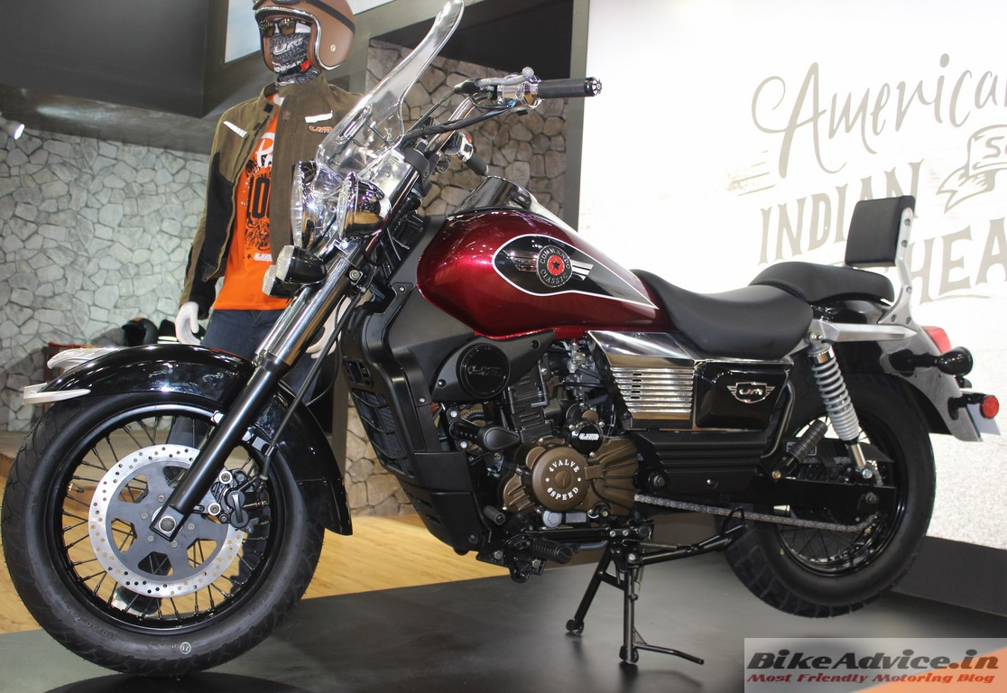 Um Renegade Commando Sport S Amp Classic Launched Prices