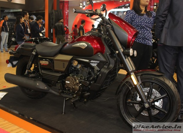 UM Upcoming motorcycles - Renegade Sport S PIC