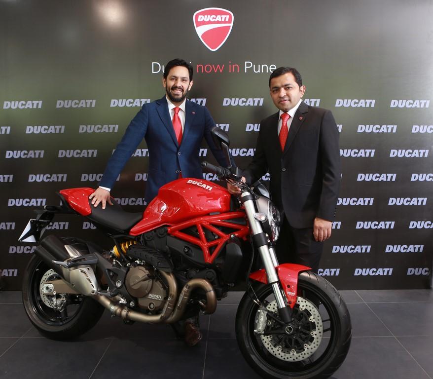 Ducati Deale... Ducati India Pvt Ltd