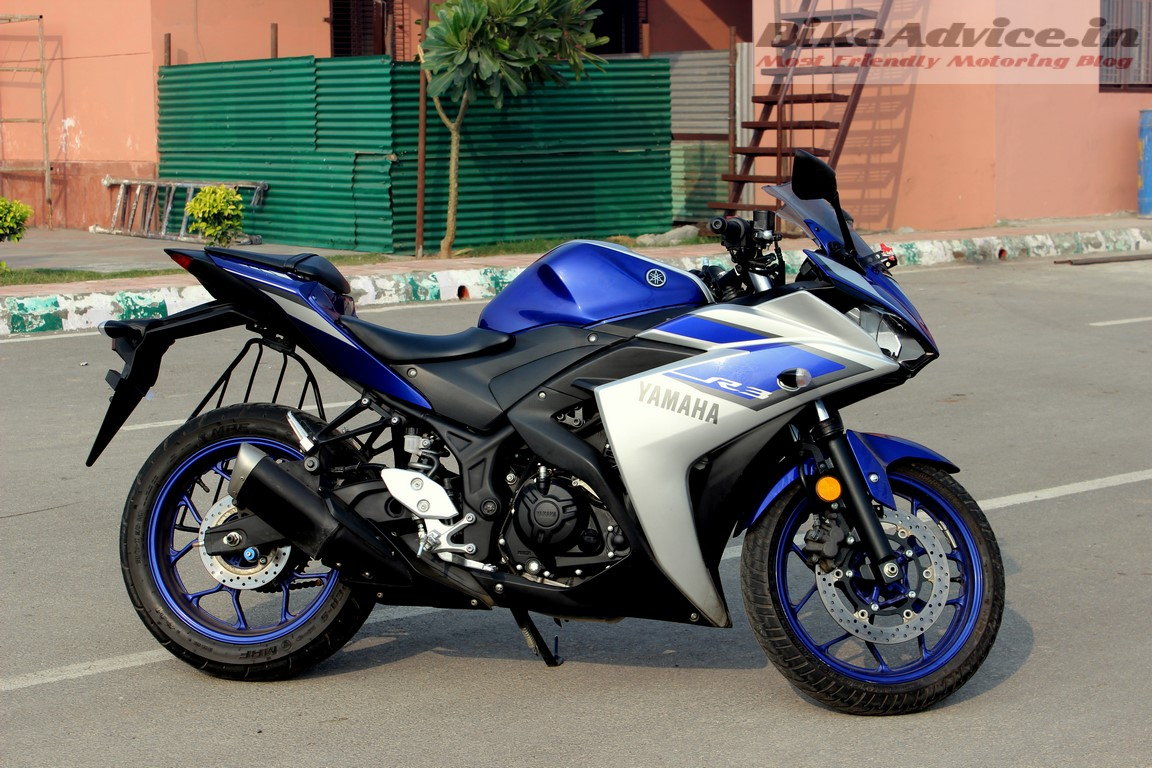 No localization for r3 planned may not achieve sales for Yamaha r3 price