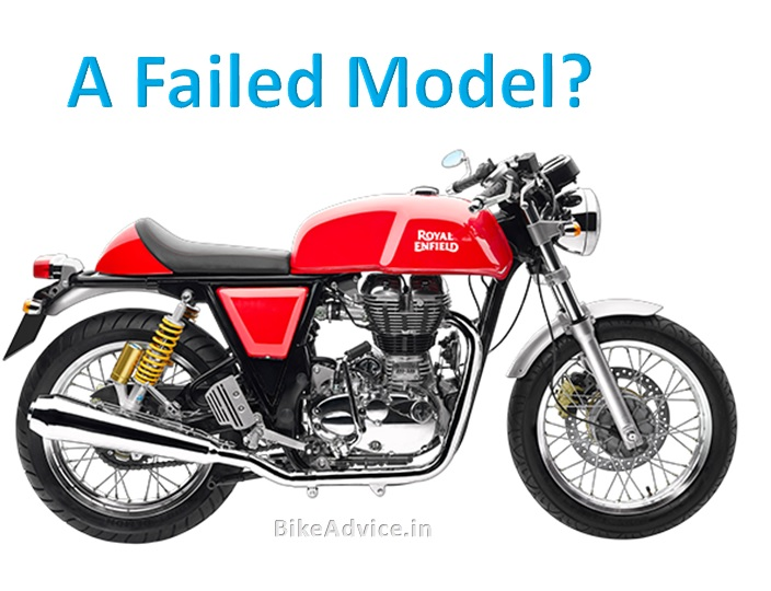 Continental GT Sales Failed model