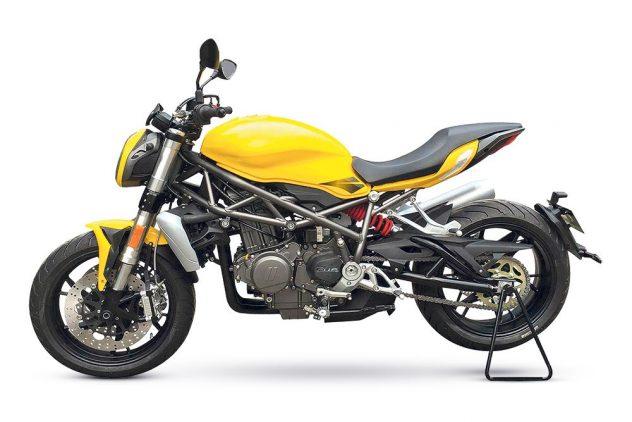 Benelli Duke 390 Rival TNT 750 pic