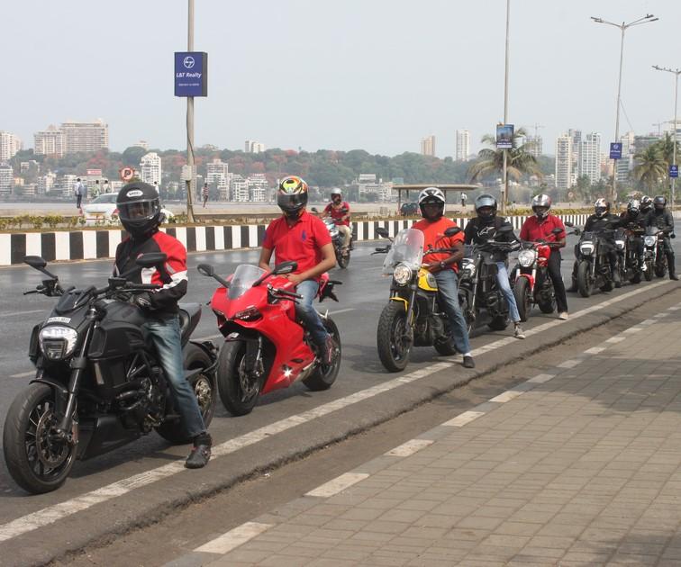 Bristol Ducati Owners Club