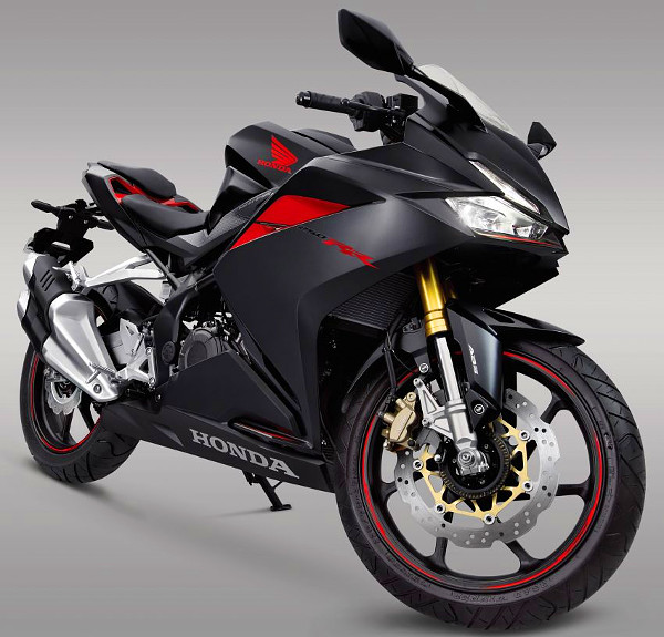 Honda 250-400cc Motorcycles CBR300RR pic