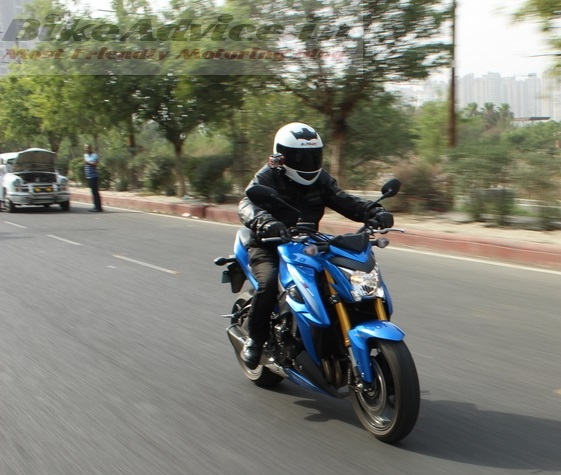 S1000 road test