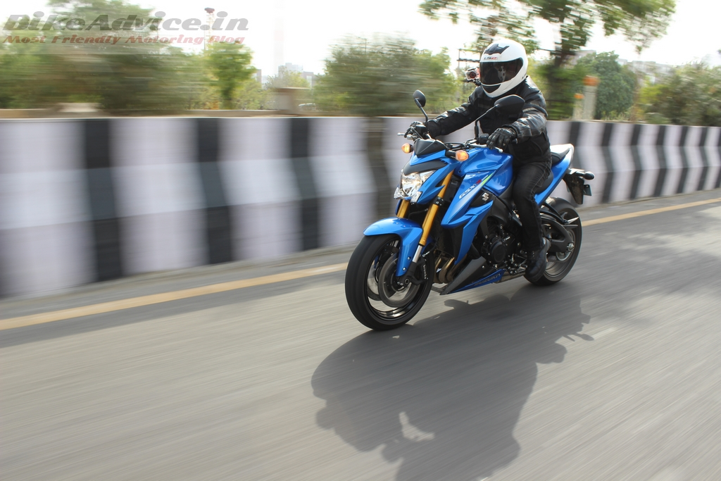 S1000 top speed
