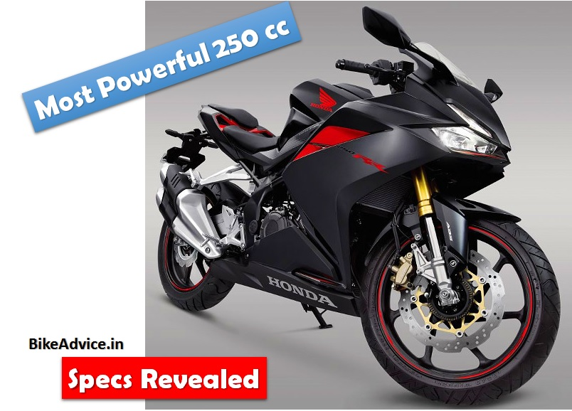 most-powerful-250cc-honda-cbr250rr