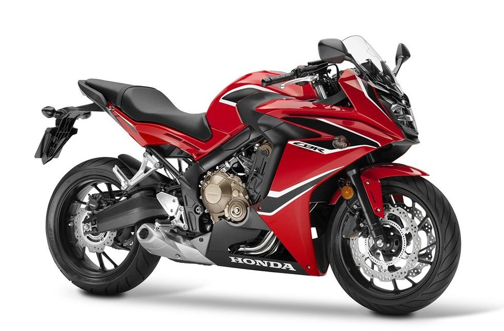 Honda CBR650F Discontinued