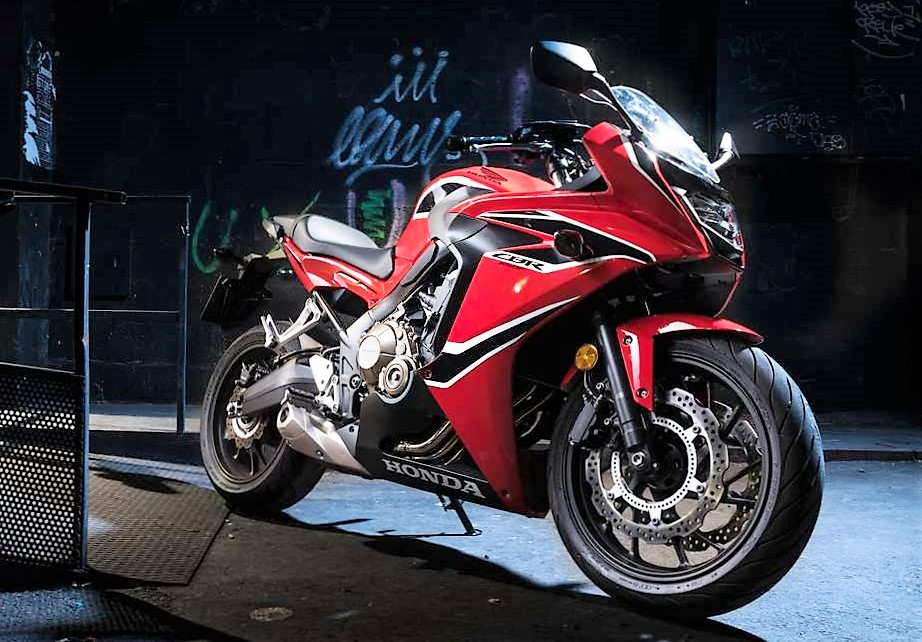 Eicma 2016 Honda Cbr 650f Updated Gets More Power And
