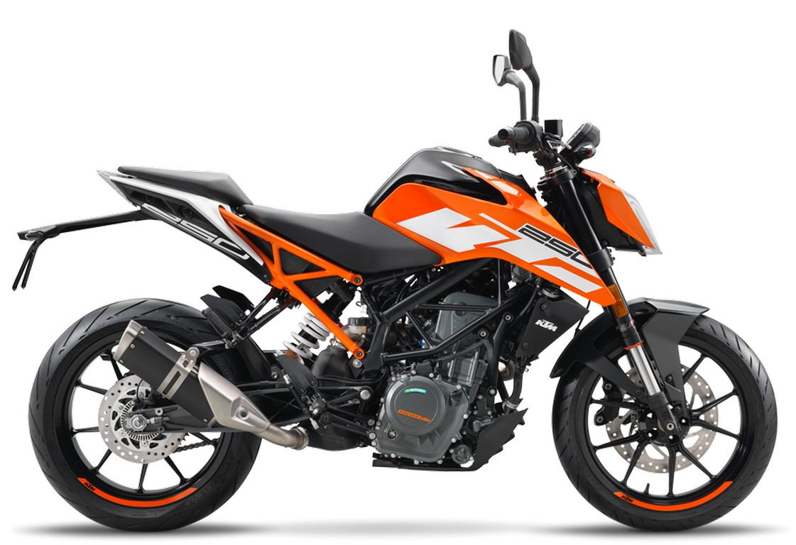 ktm duke 250 updated misses out on ride by wire and tft screen. Black Bedroom Furniture Sets. Home Design Ideas