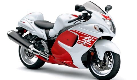 2018 Hayabusa Price