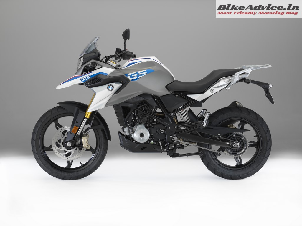 Eicma 2016 Bmw G 310gs Everyday Adventure Tourer From