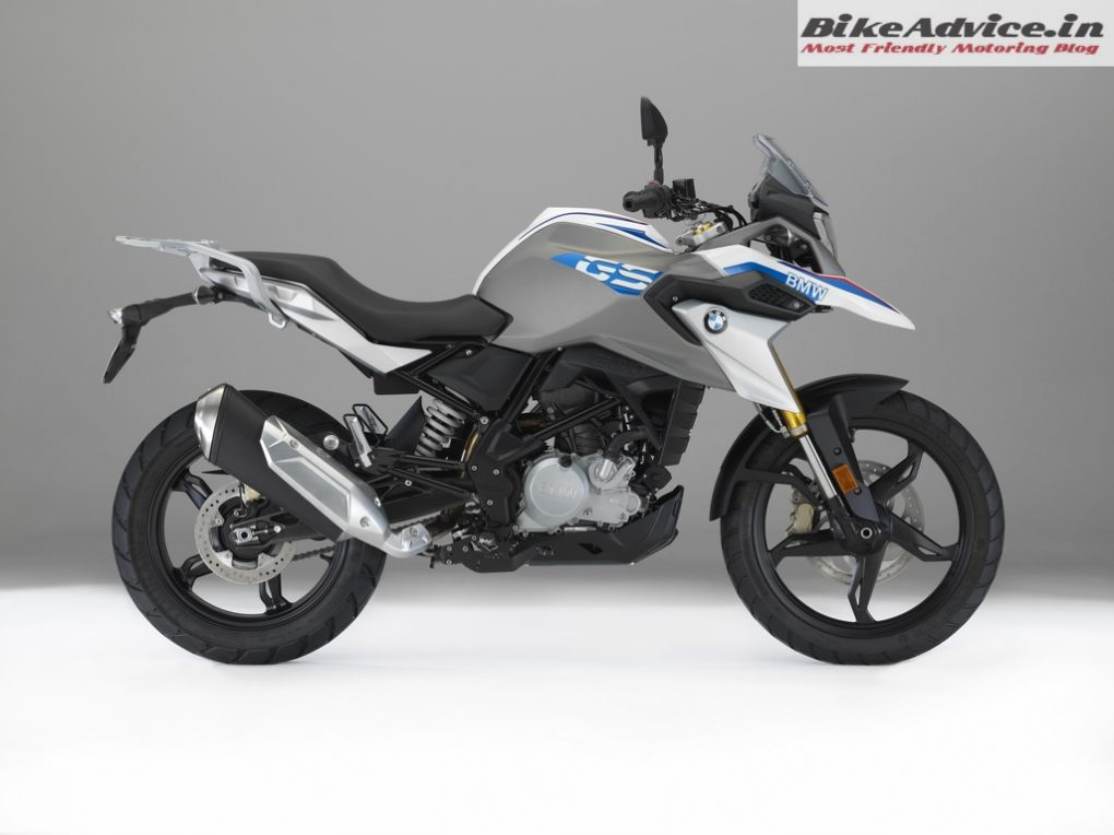 EICMA 2016: BMW G 310GS; Everyday Adventure Tourer from ...