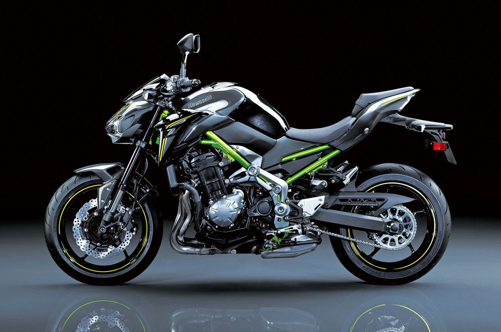 Kawasaki Z900 Images 1