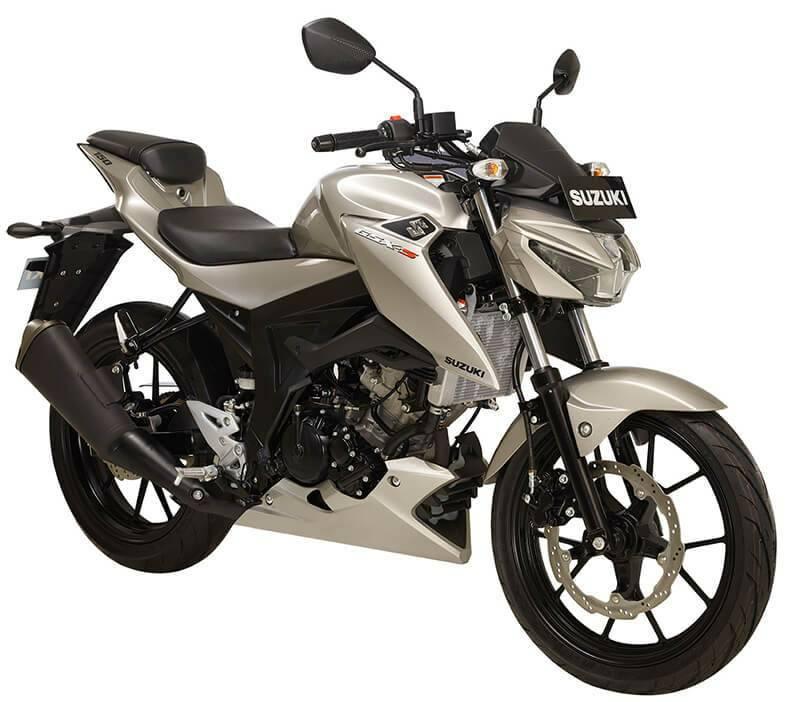 Suzuki GSX-R150 and GSX-S150 Unveiled in Indonesia!
