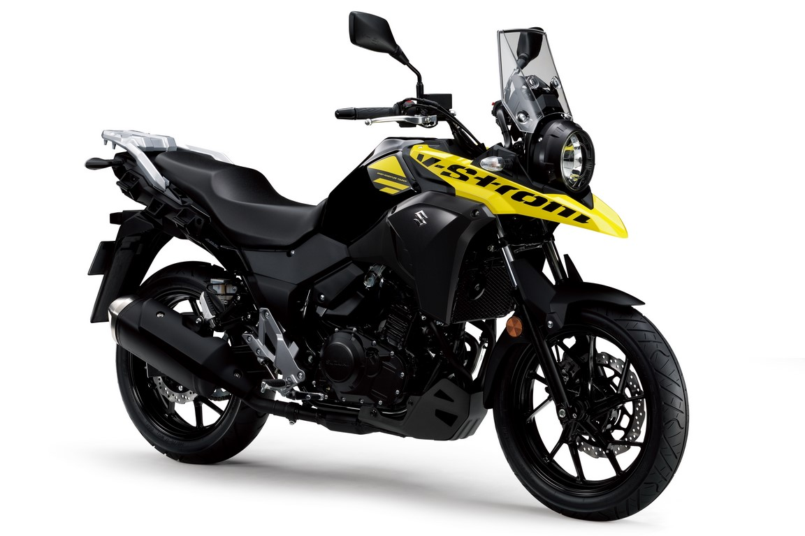 suzuki v strom 250 a. Black Bedroom Furniture Sets. Home Design Ideas