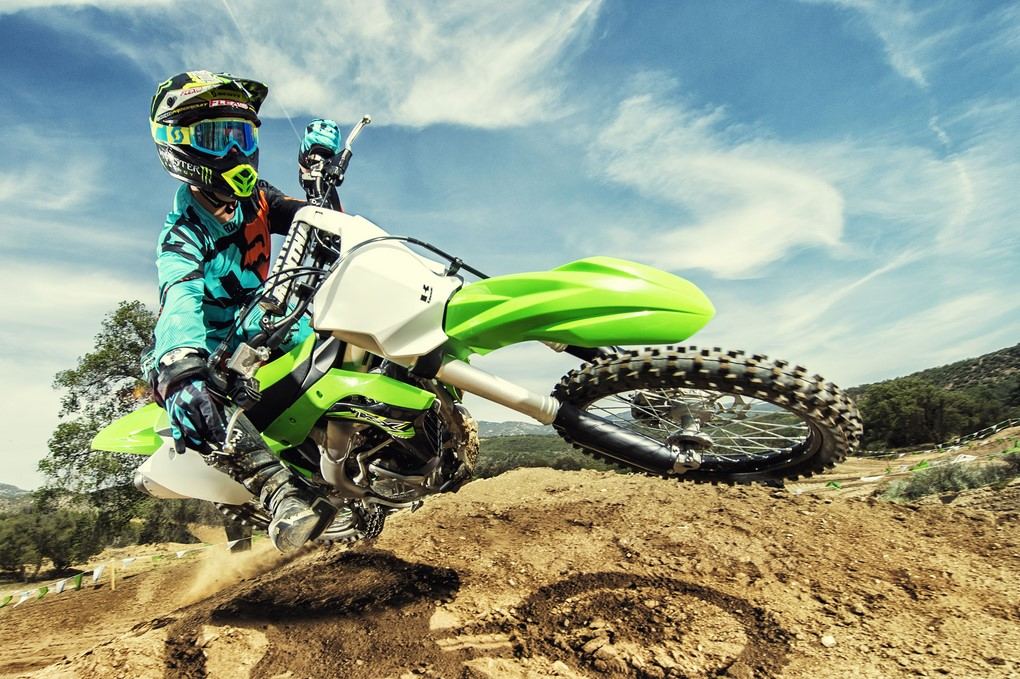 ... are the best and the only full-fledged dirt bikes you can get in India