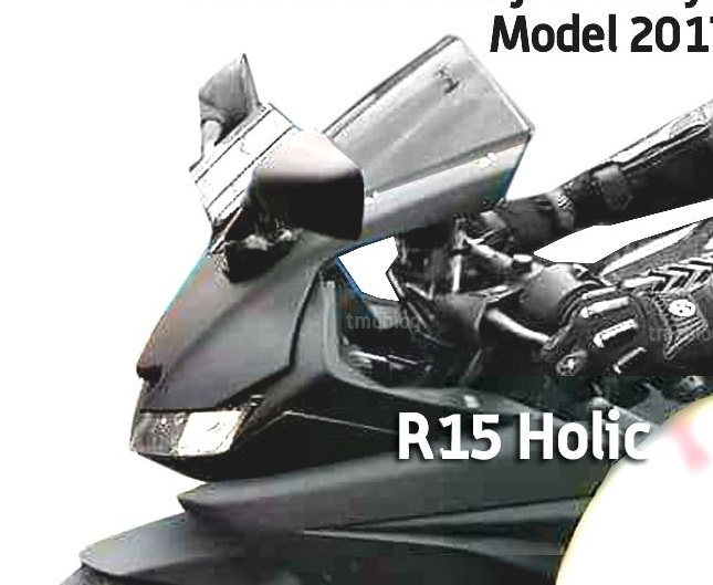 R15 v3 Pics – 360 Degree View: Headlamps & Launch