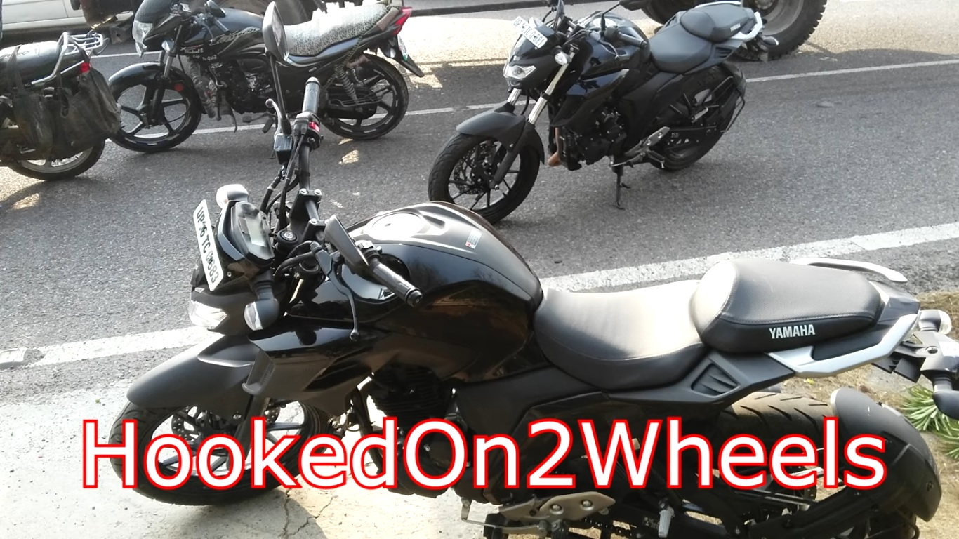 Upcoming yamaha fz 25 fz 200 clear spy pics launch date for Yamaha mt 200