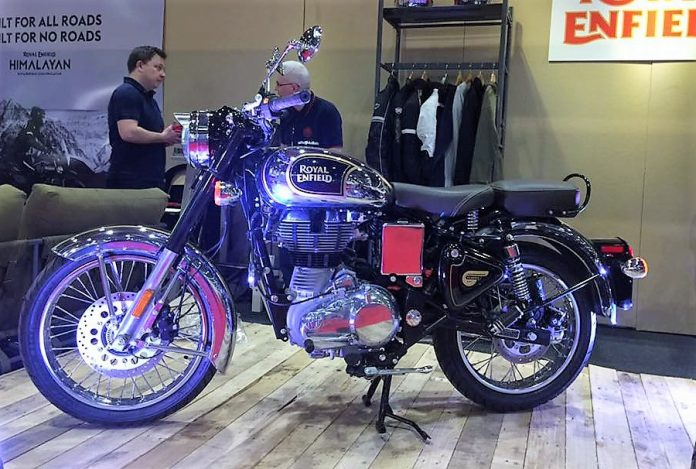 2017 Royal Enfield Classic 350 Abs Pic 1