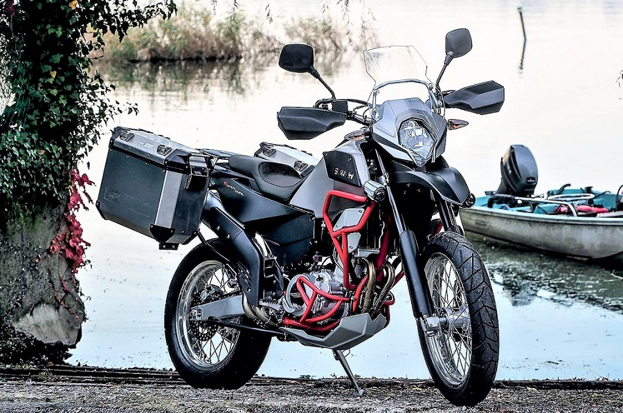 Single Cylinder SWM Superdual 650 Indian Launch Delayed: Is an Interesting ADV