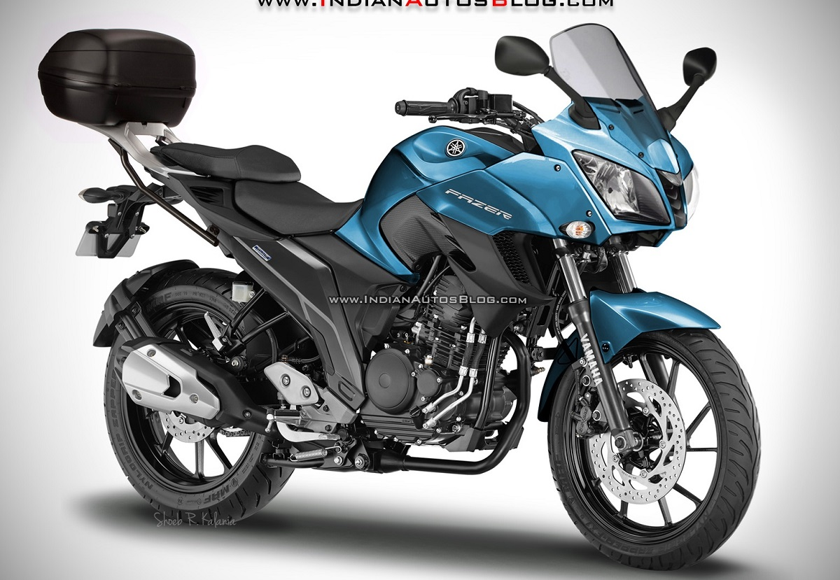 Yamaha Fazer 250 Launch With Abs Render Pic Price Analysis