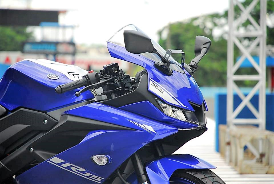 Yamaha R15 V3 Launch In India Spy Pics Changes Features
