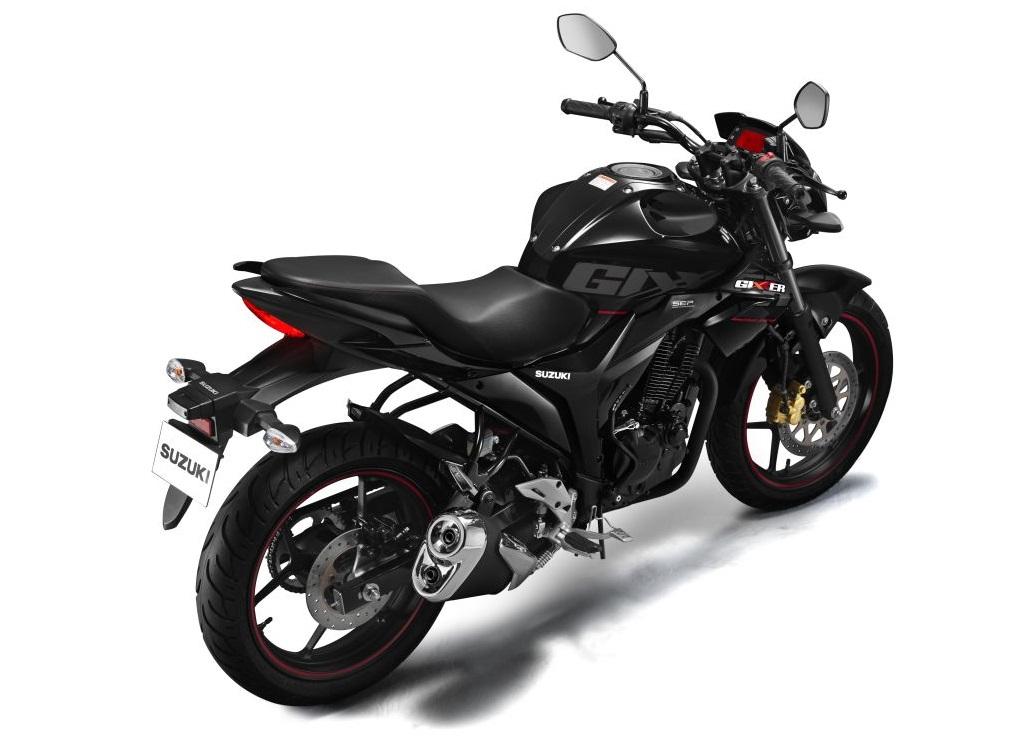 Suzuki Gixxer  Price