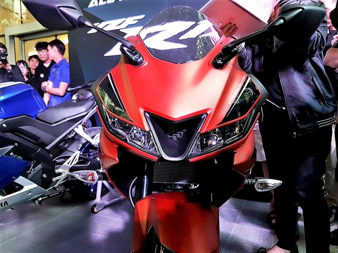 2017 yamaha r15 v3 thailand pics 12 for Yamaha r15 v3 price philippines
