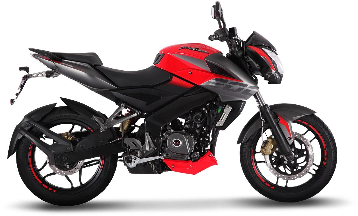 Launched 2017 Pulsar Ns200 Price Colours No Abs Amp Fi