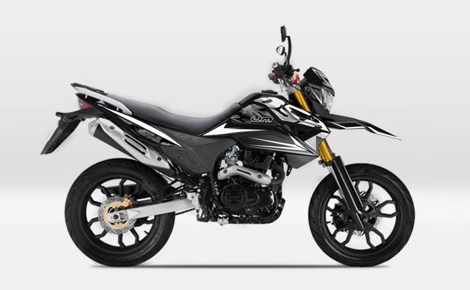 UM Adventure Motorcycle