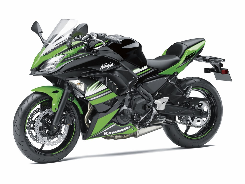 Launched 2017 Ninja 650 Price Changes Pics Amp Engine