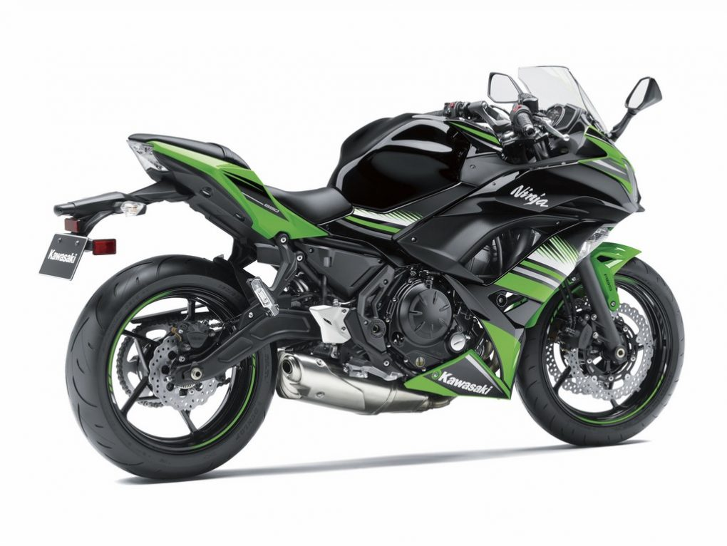 Launched 2017 Ninja 650 Price Changes Pics Engine