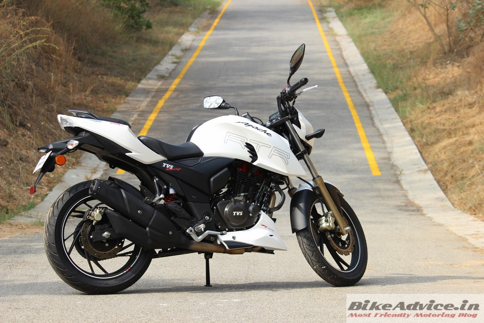 RTR 200 4V Review