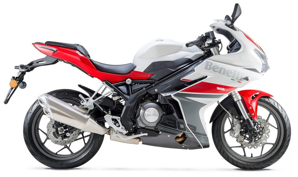 Benelli 302R BS6