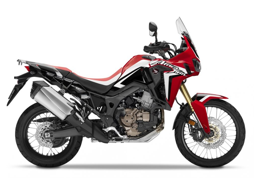 2019 Africa Twin Bookings