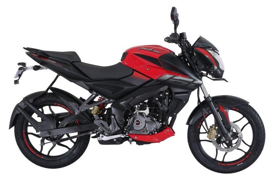 Kawasaki  Passion Red