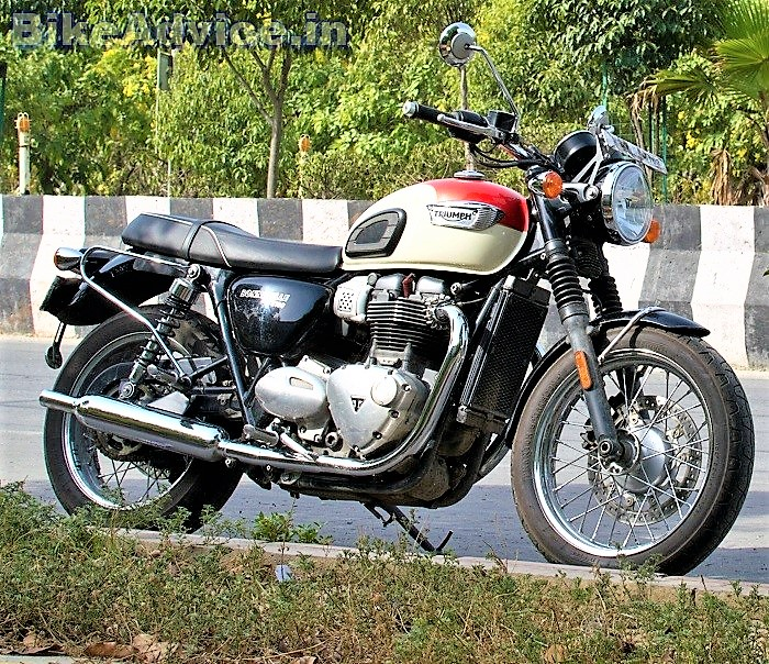 Phenomenal 2017 Bonneville T100 Review India Pics Fuel Efficiency Spiritservingveterans Wood Chair Design Ideas Spiritservingveteransorg
